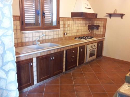Cucine Artigianali in Muratura - Falegnameria Artigianale ...